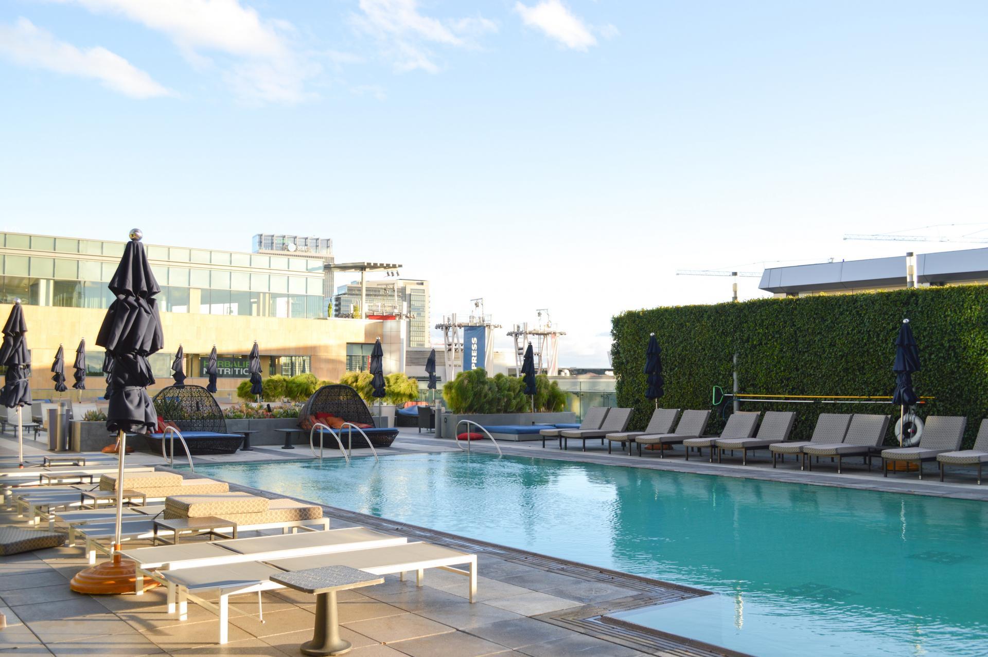 Http Www Marriott Com Hotels Travel Laxjw Jw Marriott Los Angeles La Live