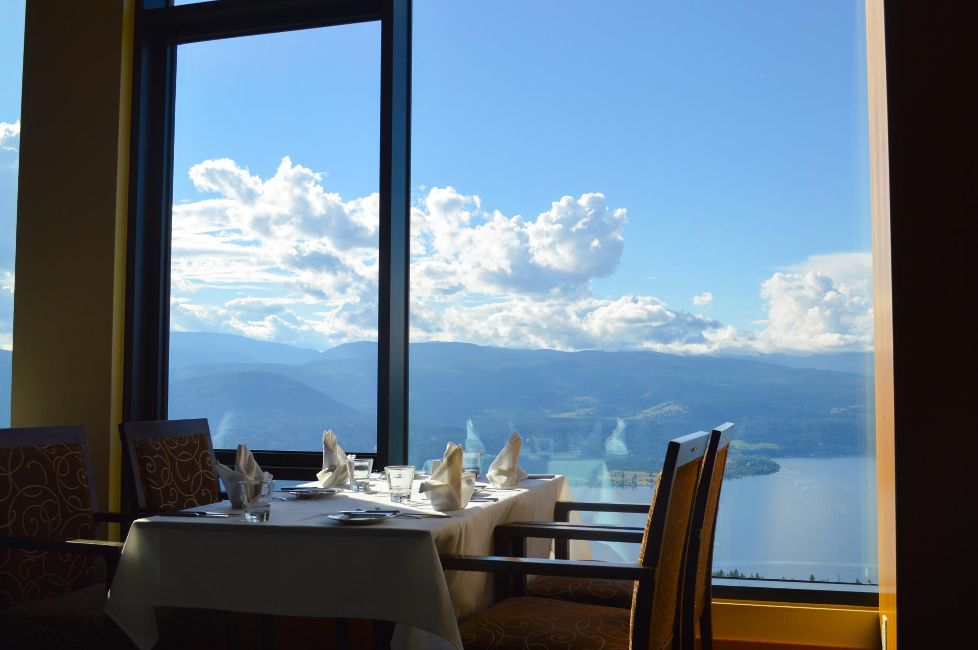 Sparkling Hill Resort Restaurant