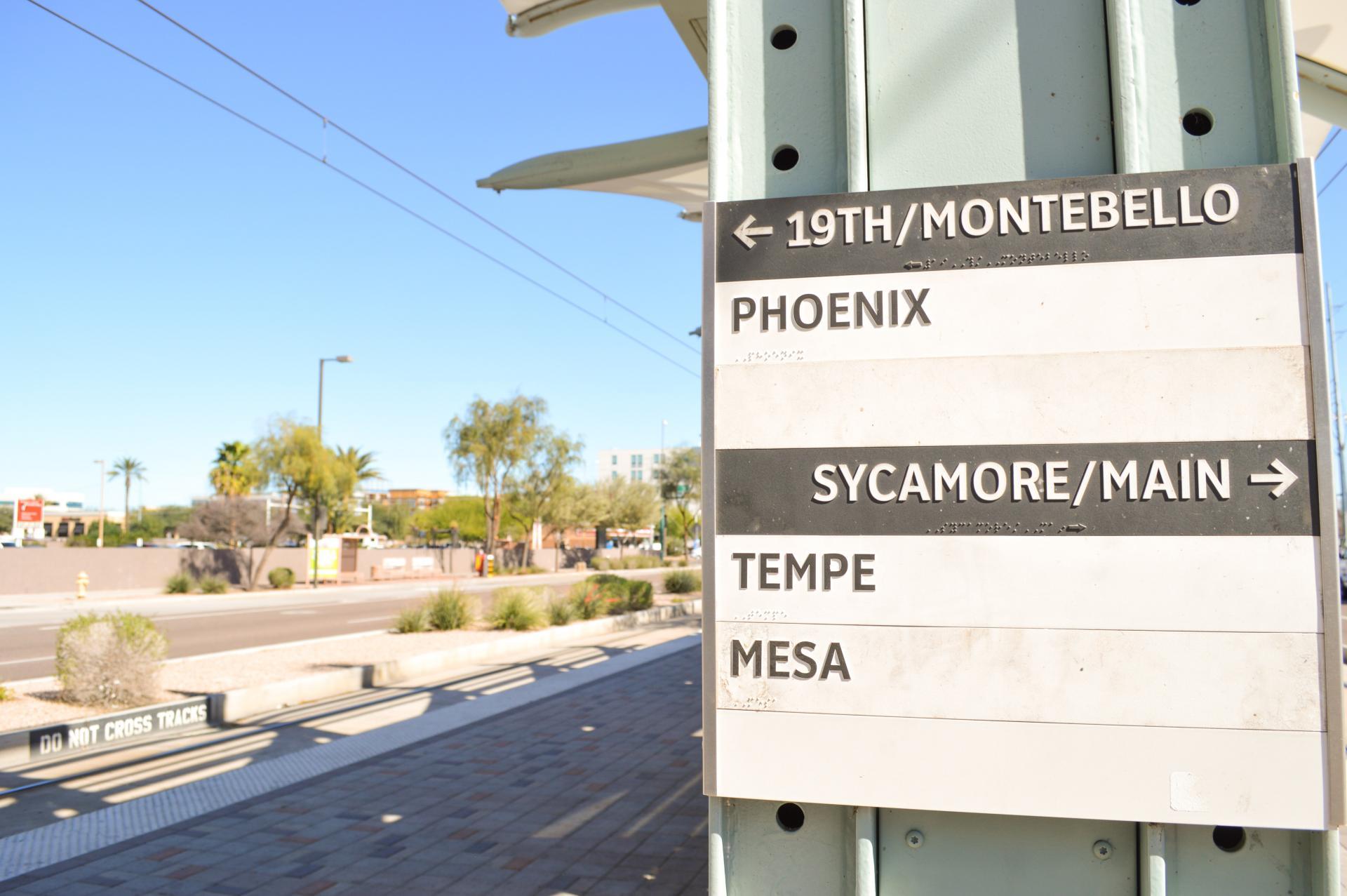 Layover in Phoenix