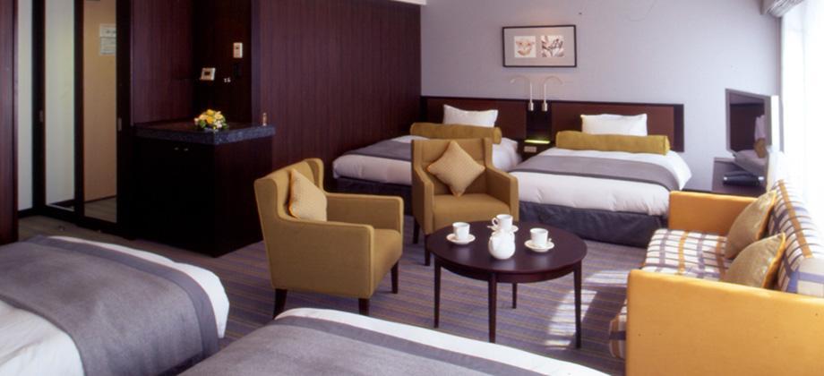 Keio Plaza Hotel Tokyo Review