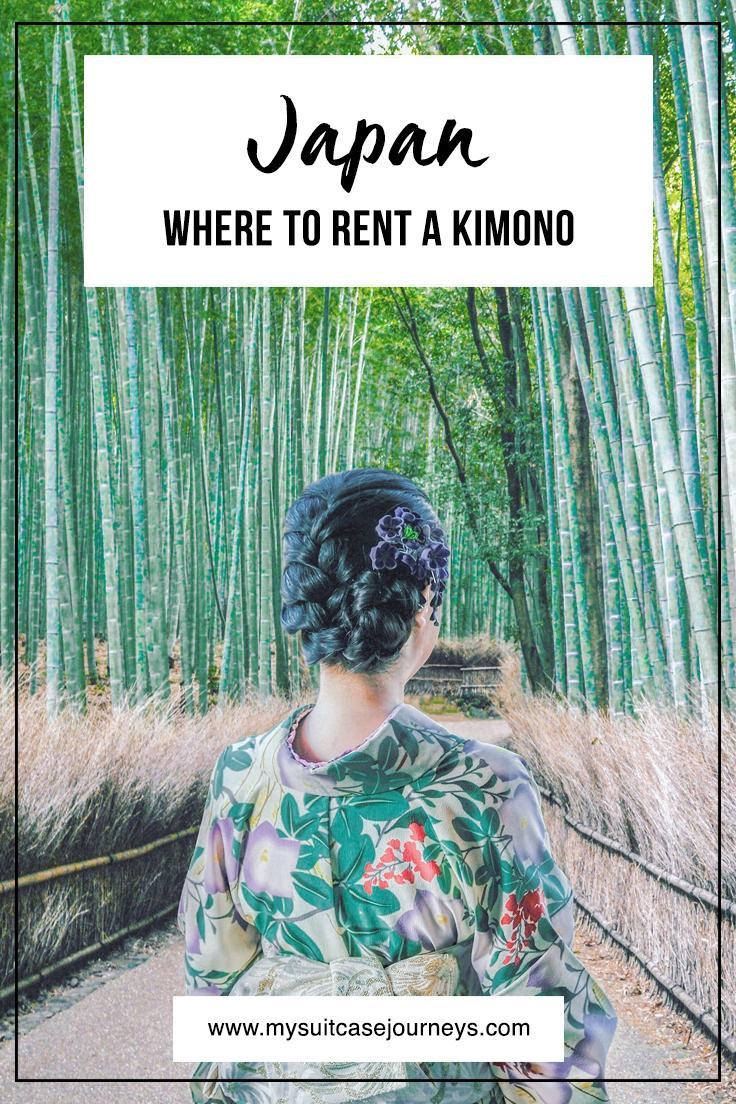 Wargo Kimono Rental