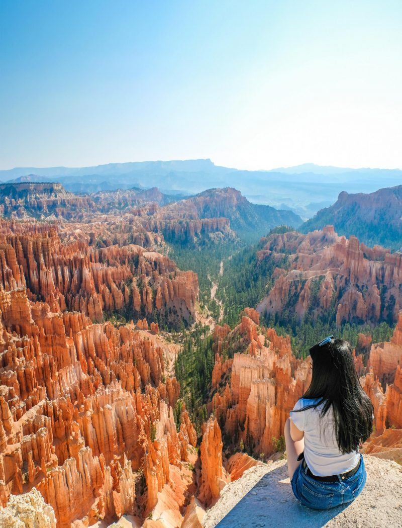Bryce Canyon National Park Inspirational Point