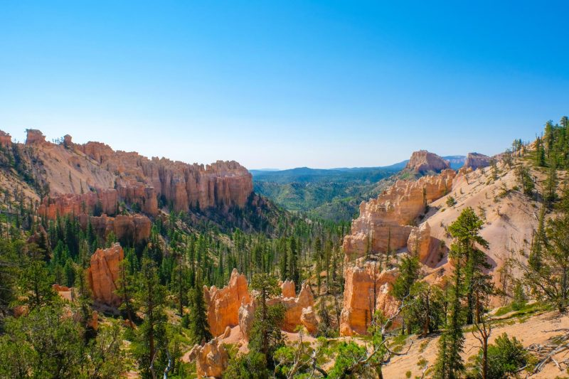 Bryce Canyon National Park Ponderosa Point