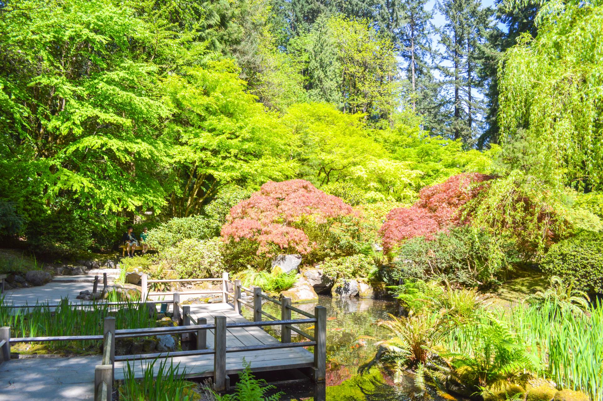 portland adventures weekend for two my suitcase journeys ForPortland Japanese Garden Free Day