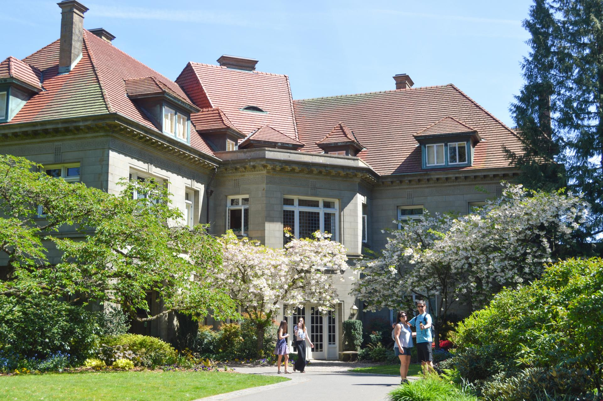 Portland Pittock Mansion