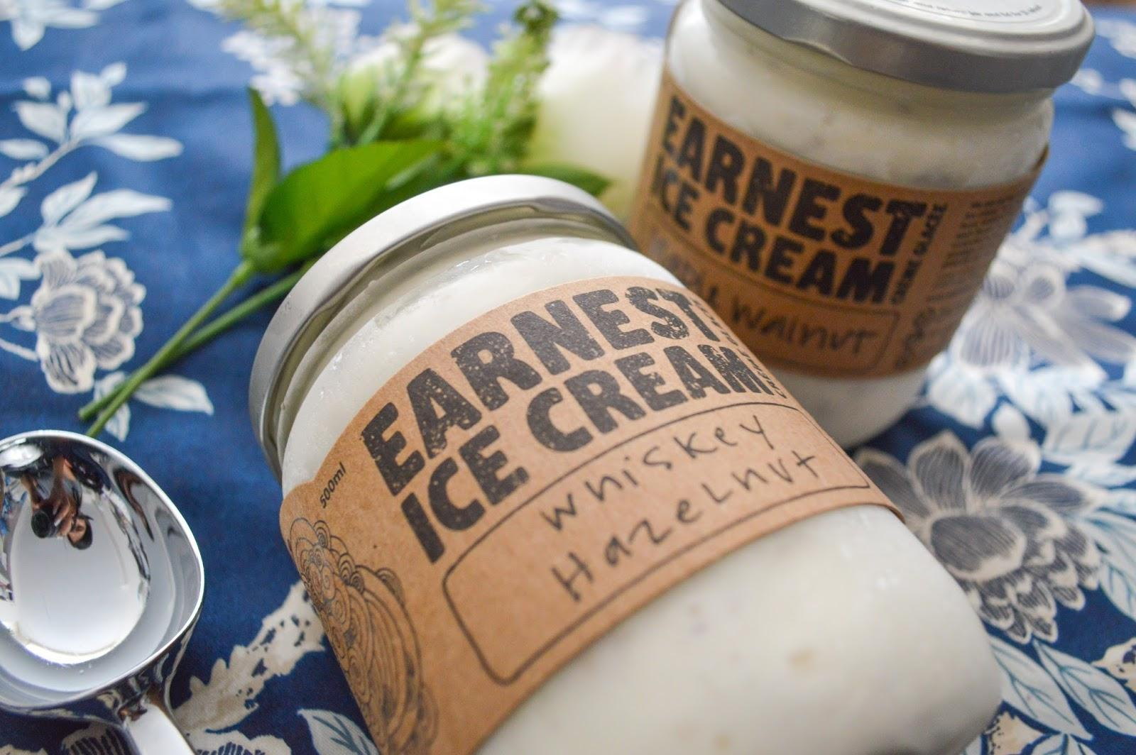 Ernest Ice Cream