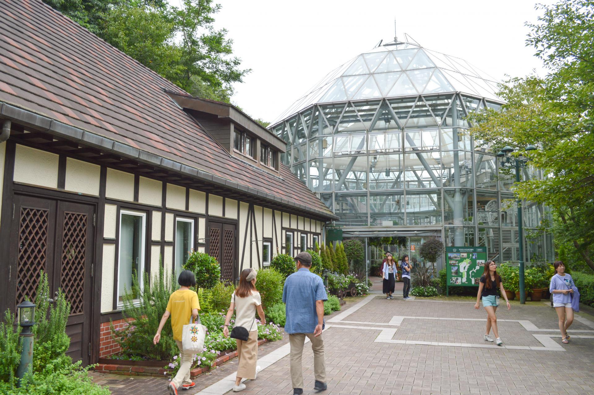 Kobe Nunobiki Herb Gardens