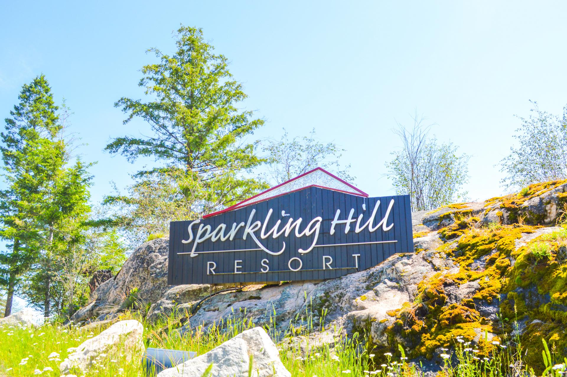 Sparkling Hill Resort