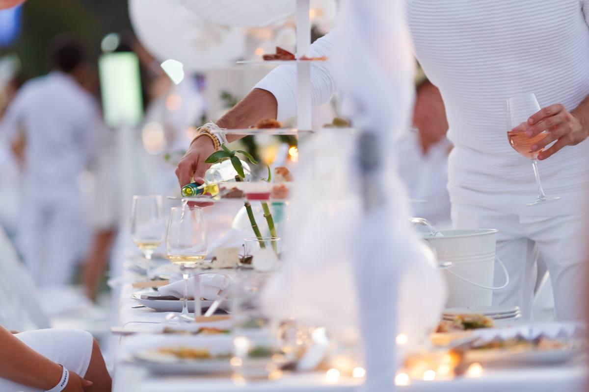 2016 Diner en Blanc Vancouver
