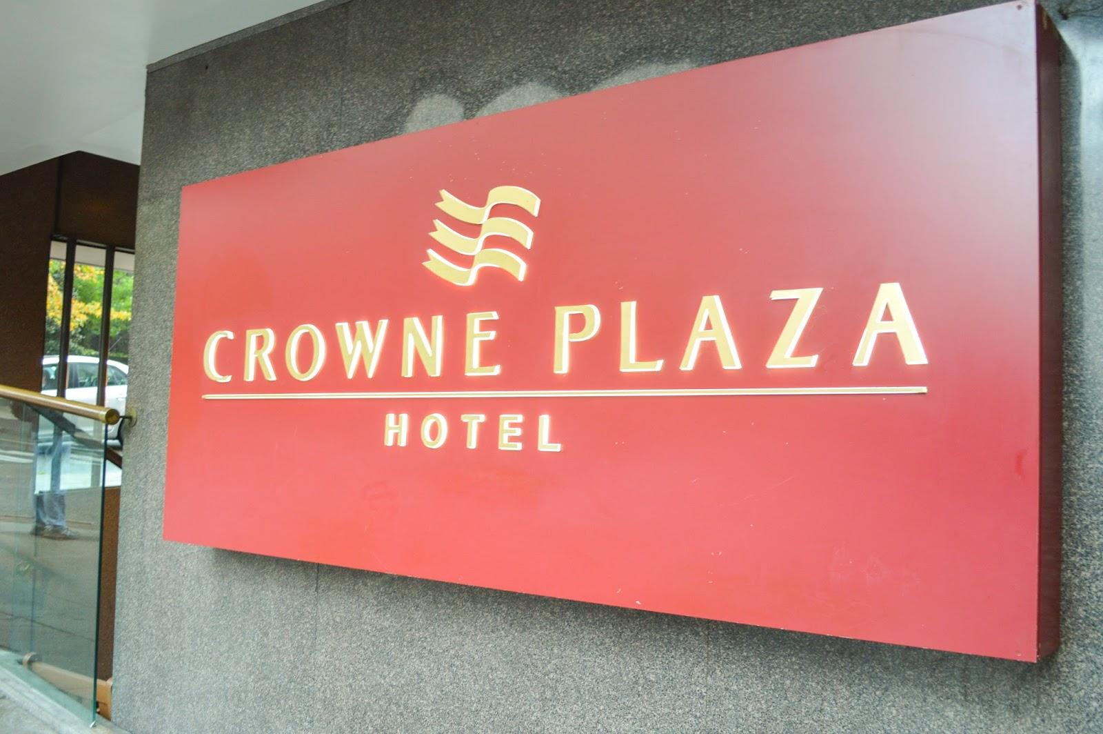 Seattle Crowne Plaza Hotel