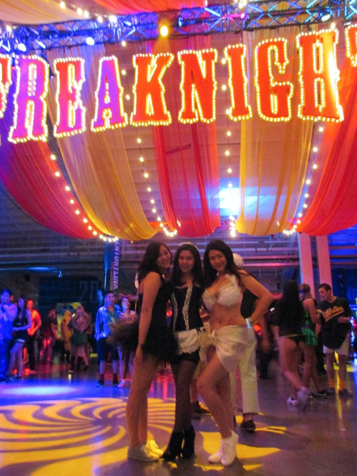 USC FreakNight Festival