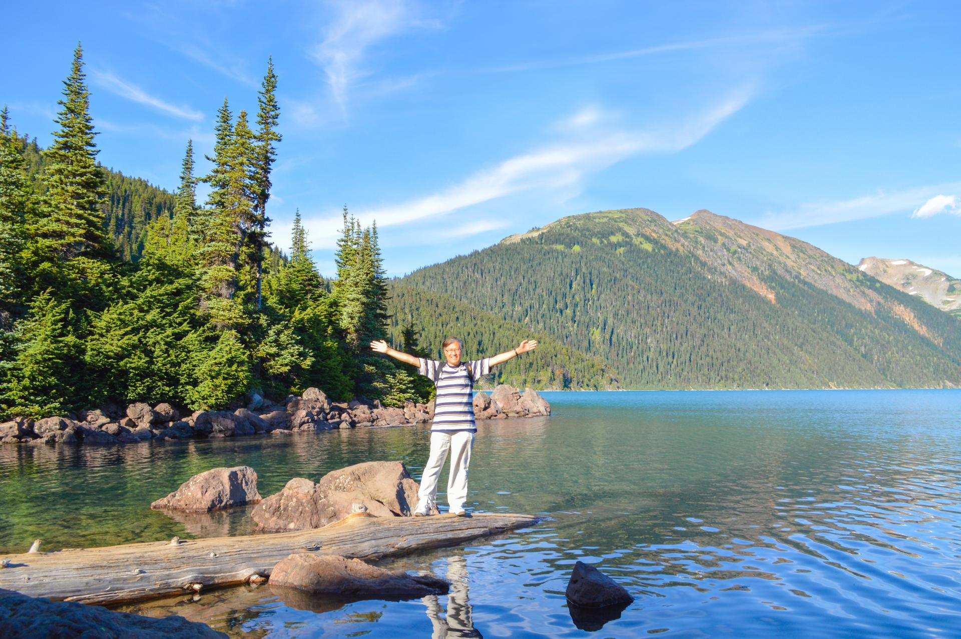 Garibaldi Lake Hike