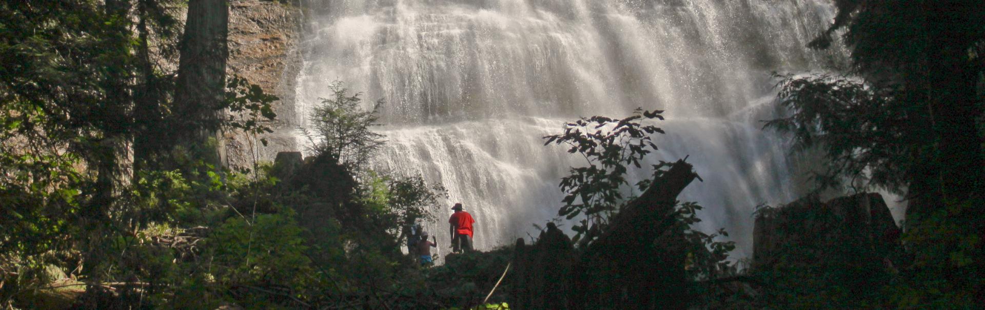 Granite Waterfalls