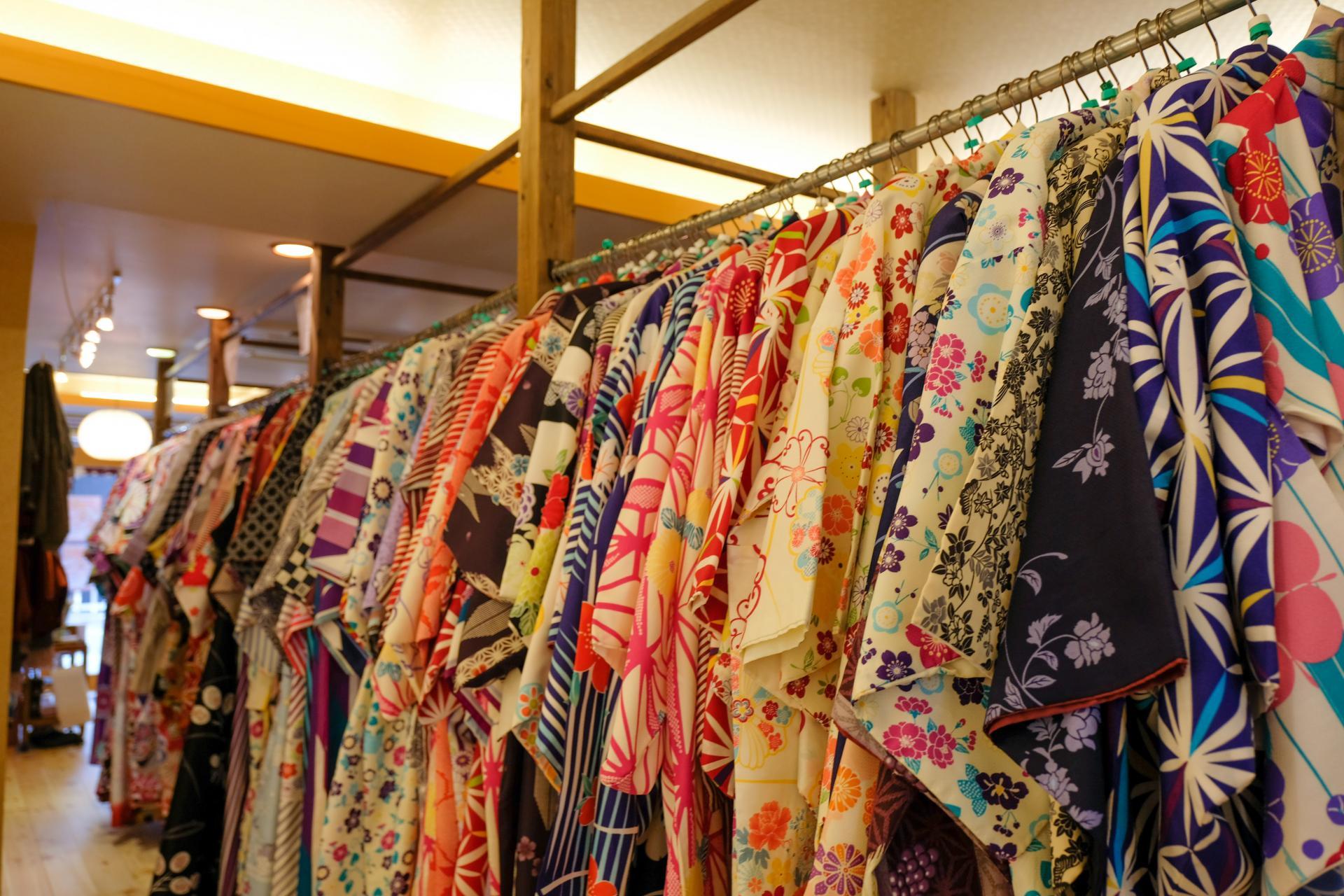 Kyoto Kimono Rental Wargo