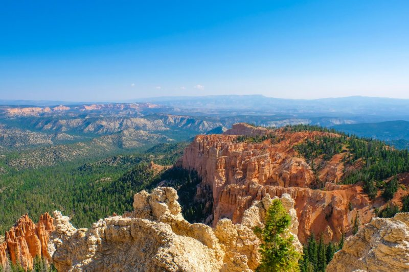 Bryce Canyon National Park Rainbow Point