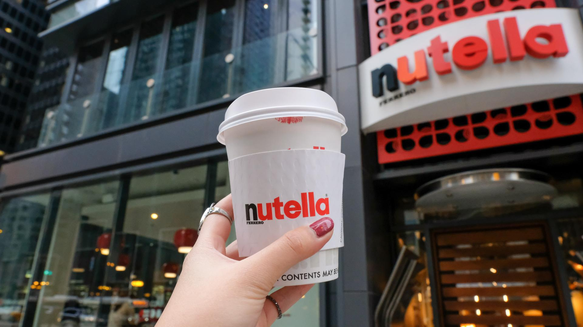 Chicago Nutella Café