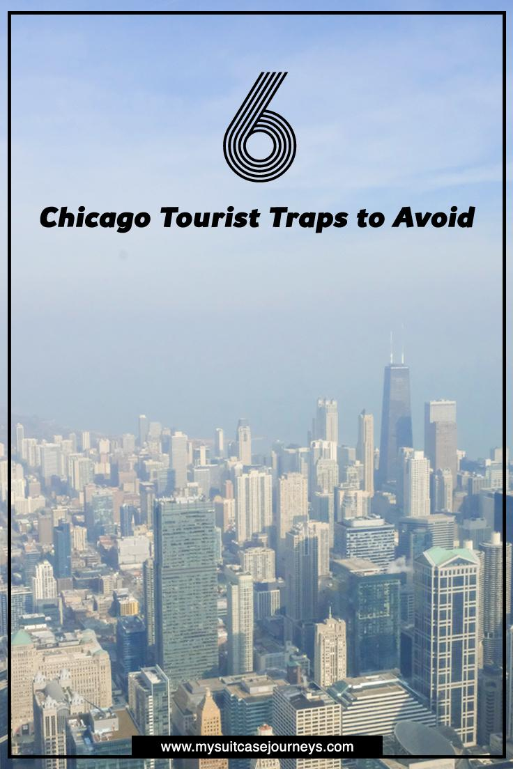 Chicago Tourist Traps to Avoid