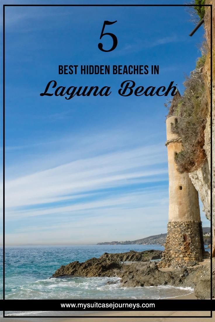 Beaches in Laguna Beach