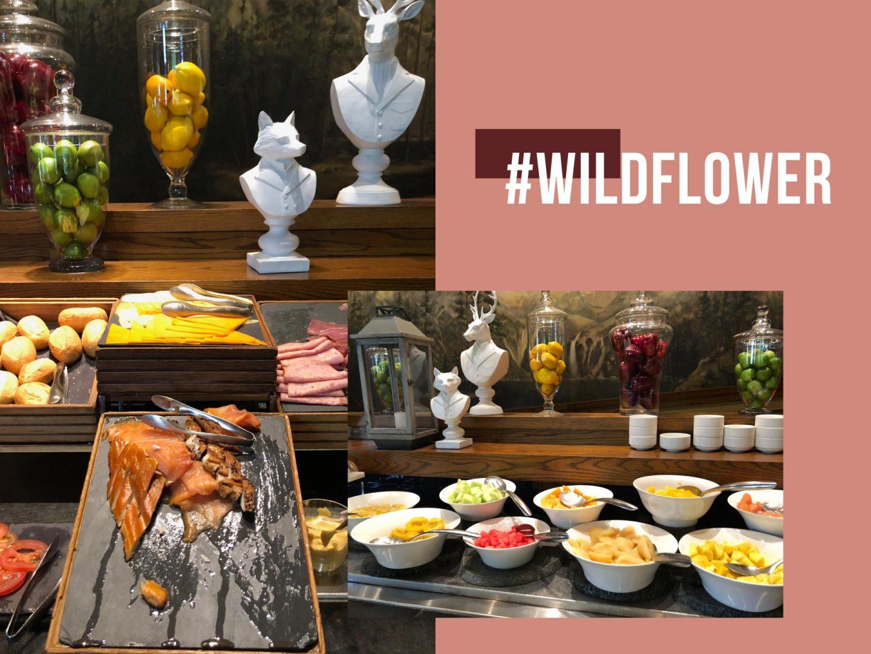 Fairmont Wildflower Restaurant