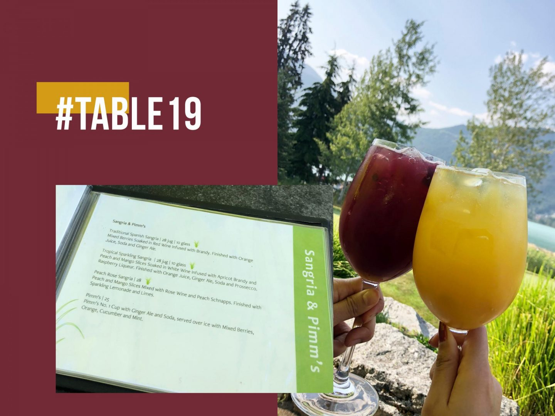Table Nineteen