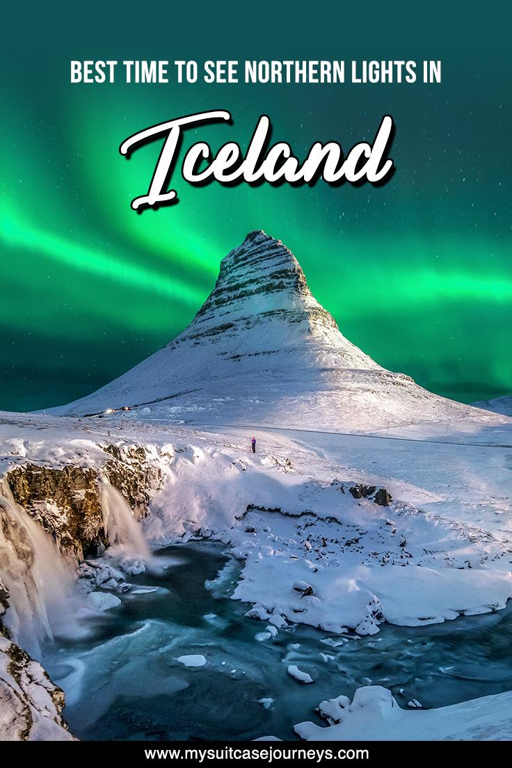 Visiting Iceland for Northern Lights? Want to find out when the best time to see Northern Lights in Iceland is? These are the 3 key ingredients you need...