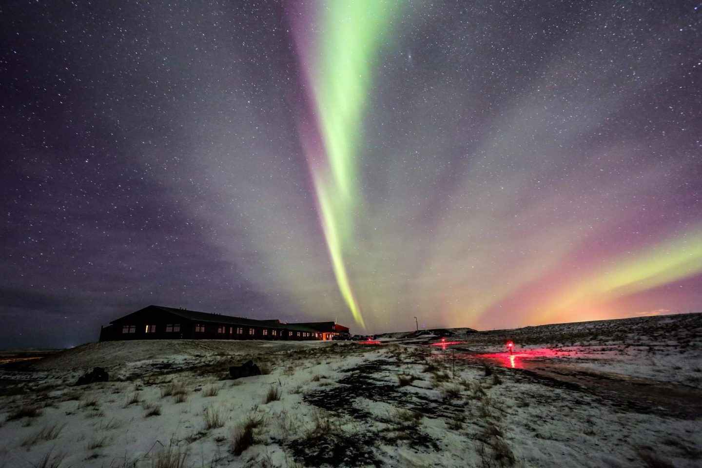 Northern Lights by The World In A Weekend