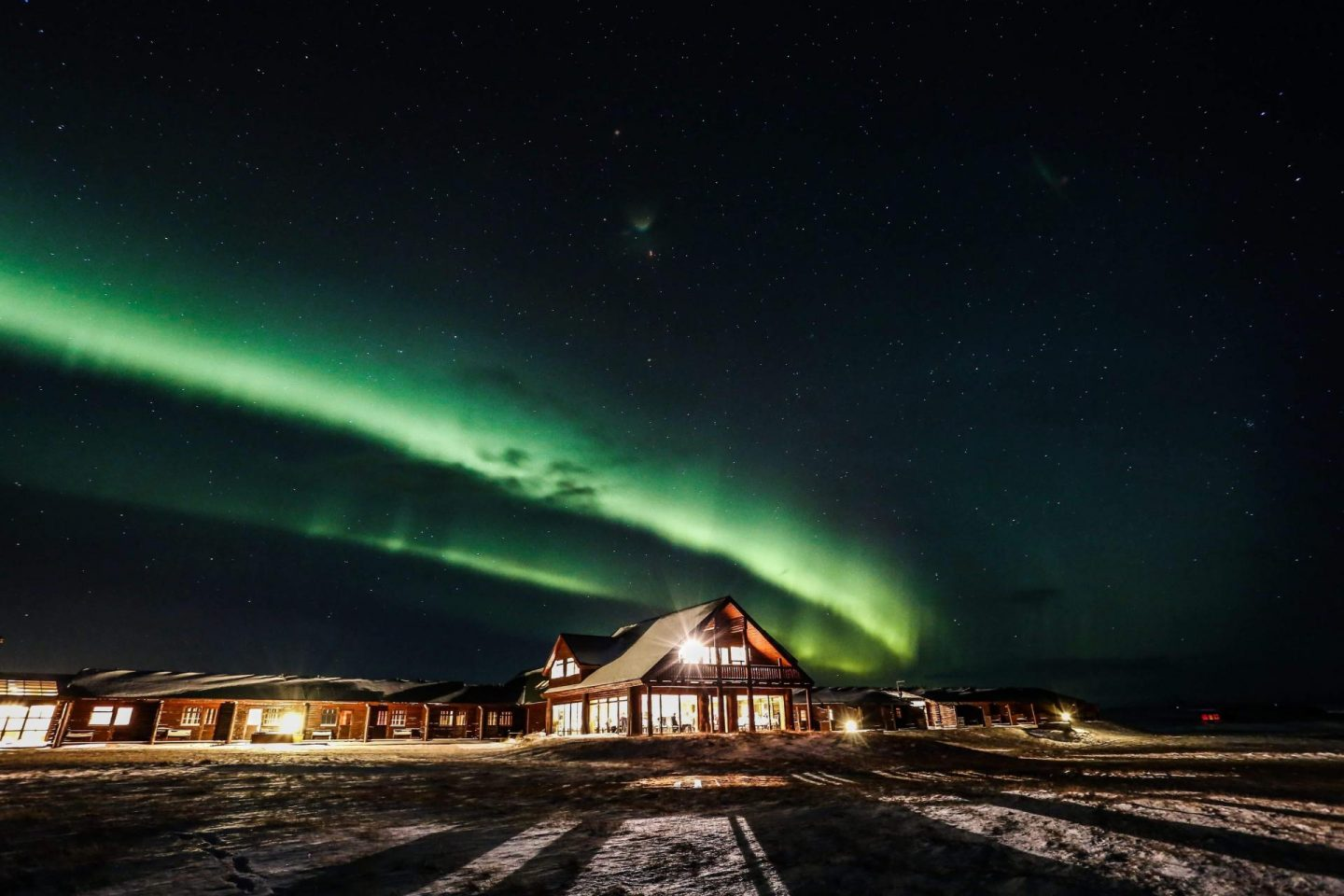 Best Time To See Northern Lights In Iceland With