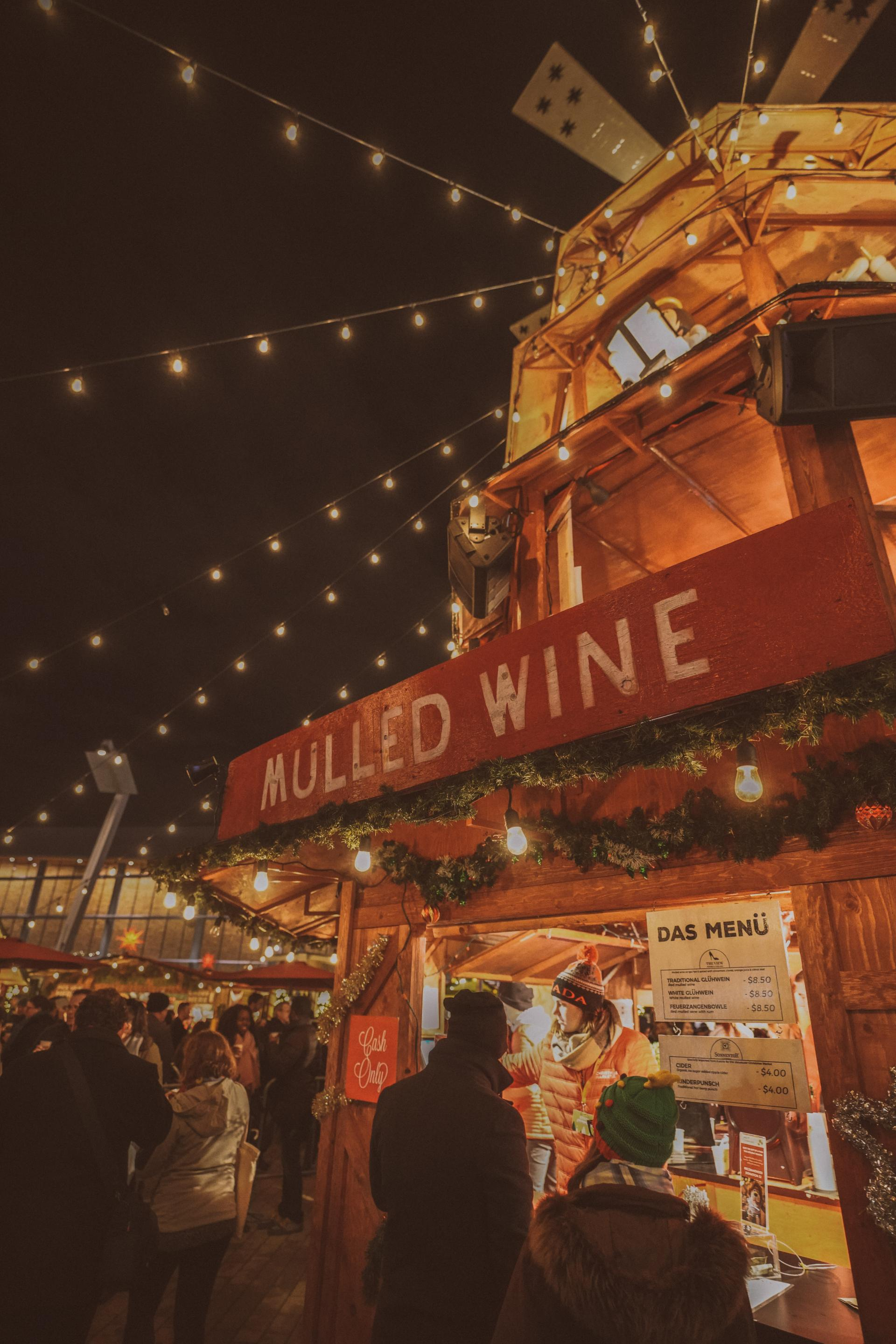 Vancouver Christmas Market 2018.Vancouver Christmas Market My Suitcase Journeys