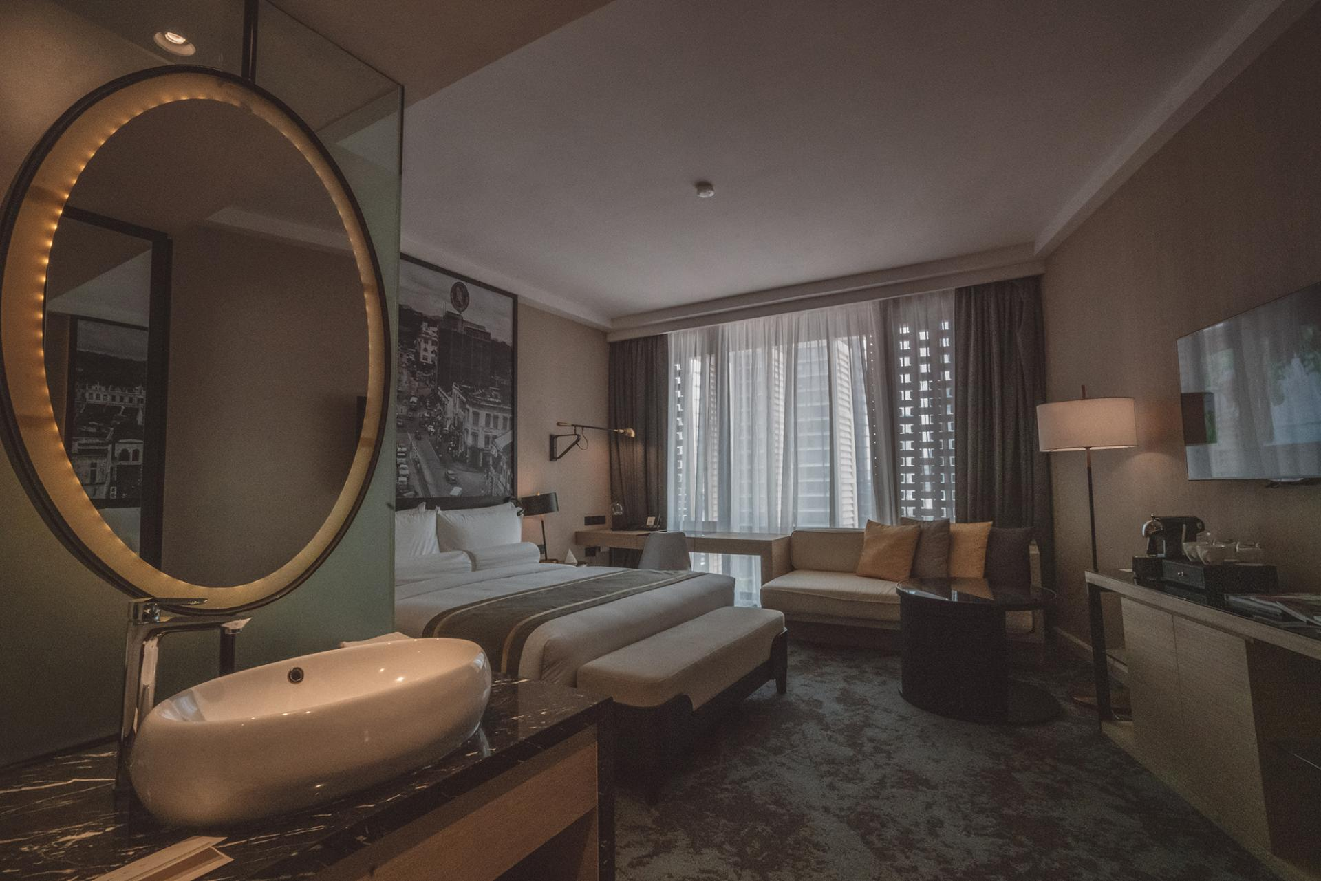 Complete review of Hotel Stripes Kuala Lumpur.