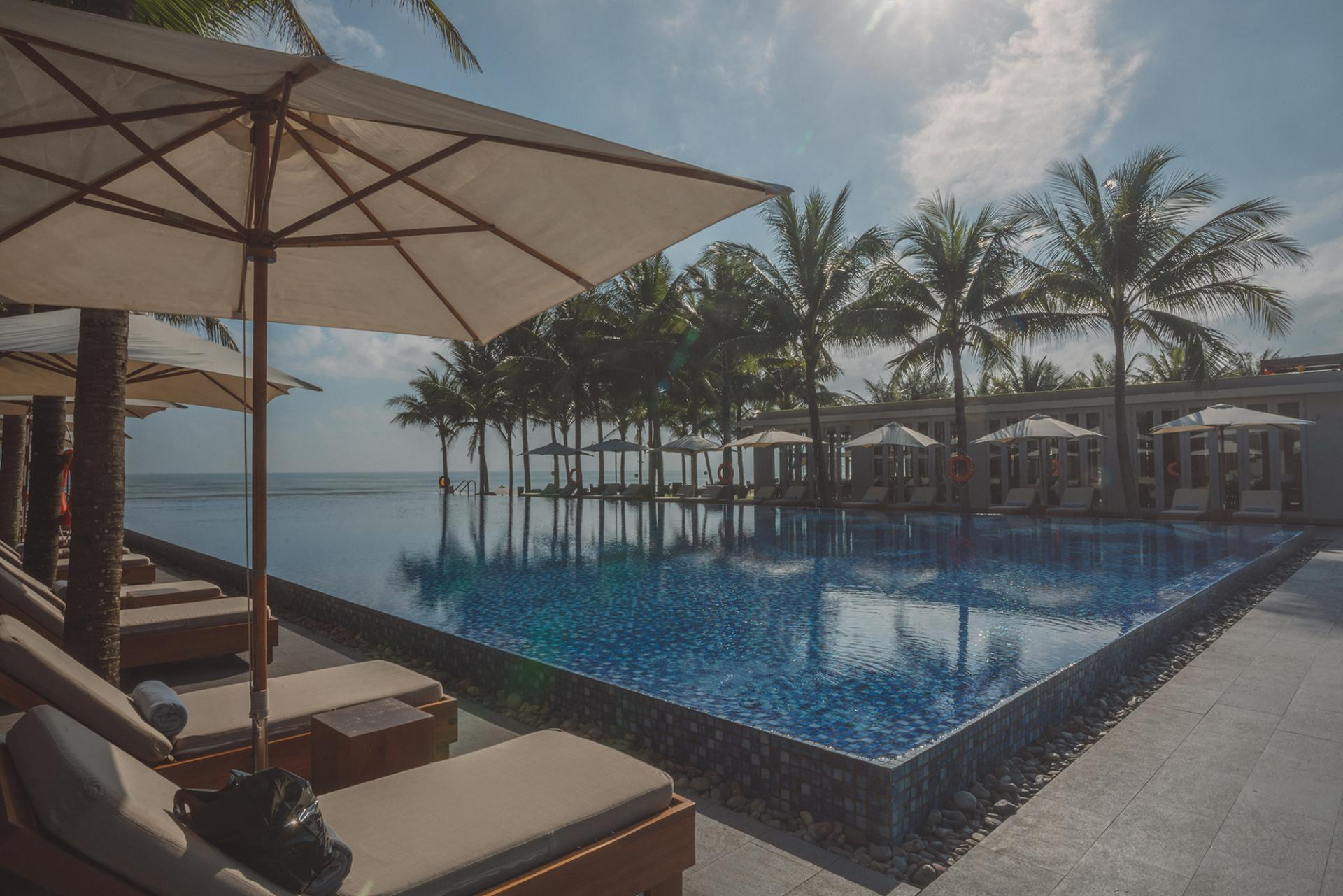 Complete review of Naman Retreat in Da Nang. A Small Luxury Hotels member.