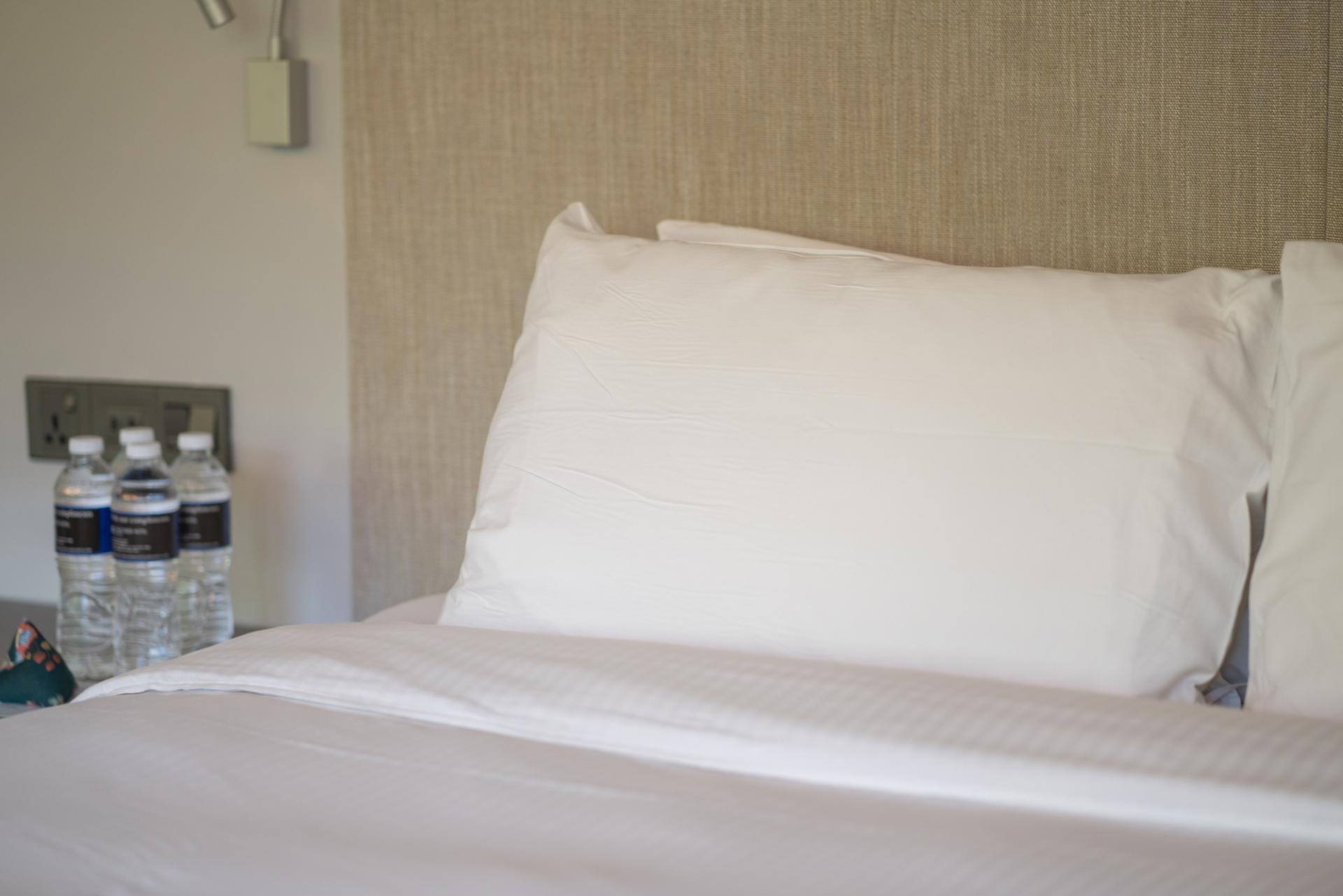 Complete review of Concorde Hotel Singapore.