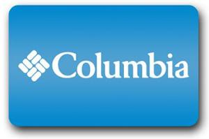 Gift card from Columbia.