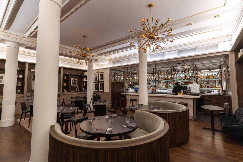 HGU New York's newest Italian restaurant - Lumaca.