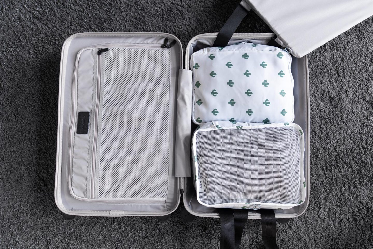 Tips on how to pack light and still travel in style.