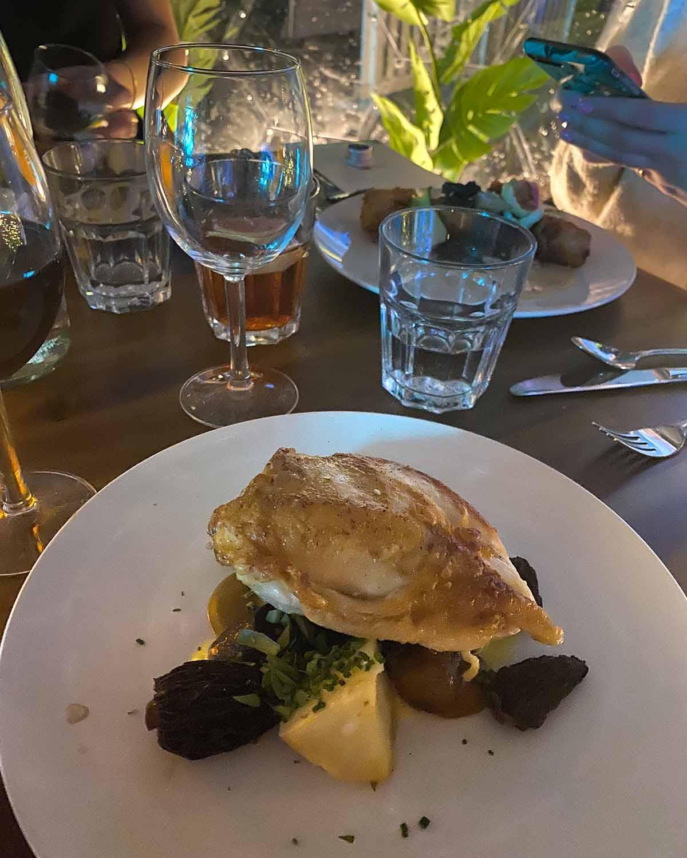 Fraser Valley chicken.