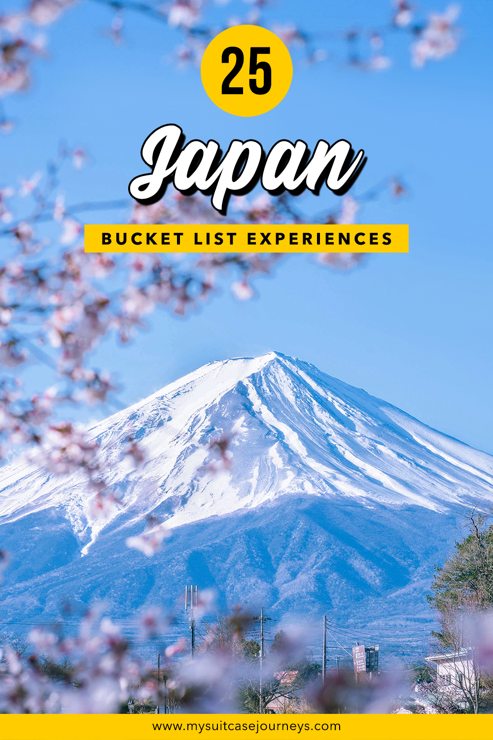 25 best things to do in Japan that you need to add to your bucket list!