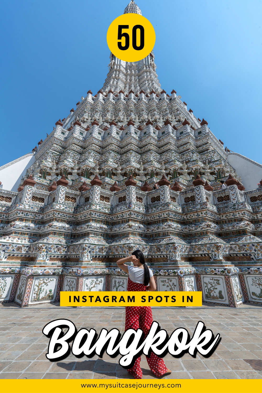 50 most Instagrammable places in Bangkok to help you snatch new followers!