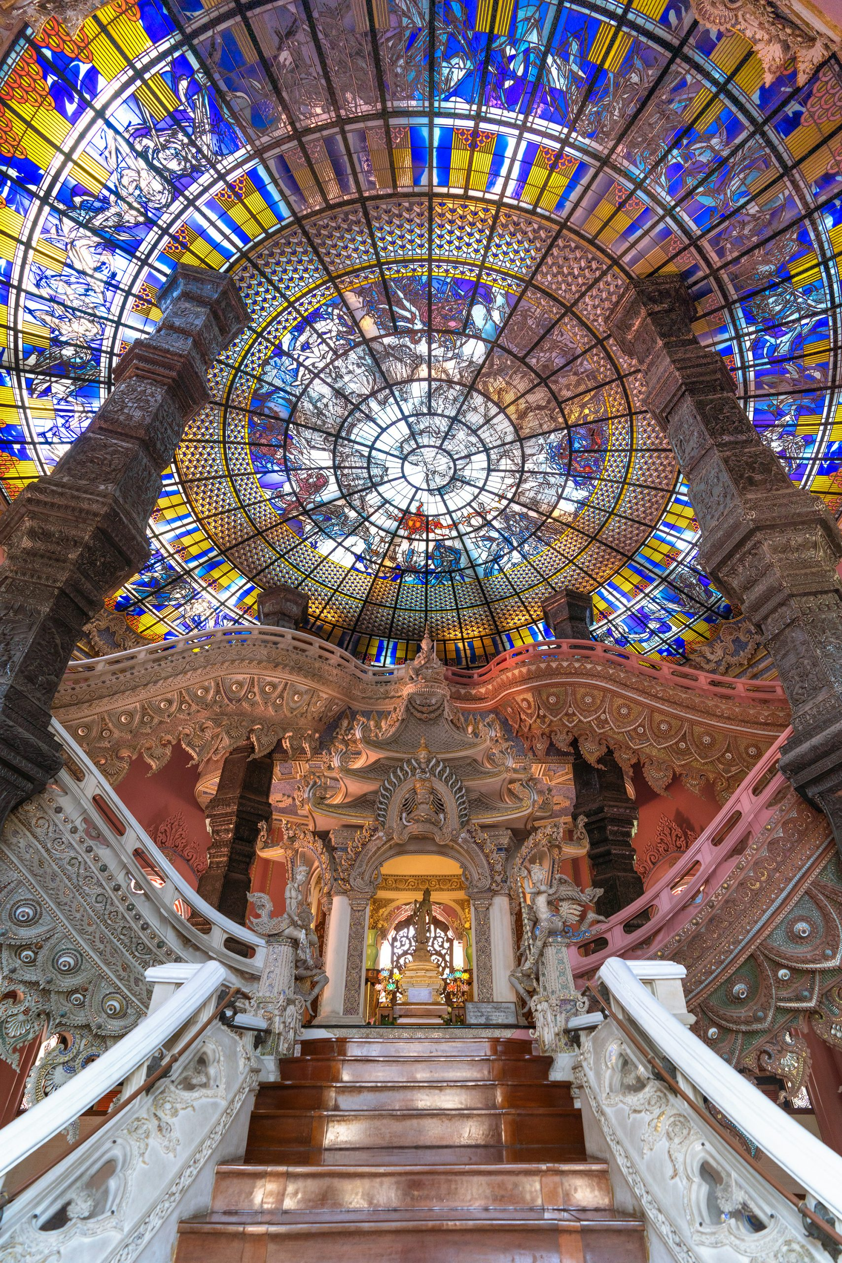 Erawan Museum's ornate architecture is sure to make your jaw drop!