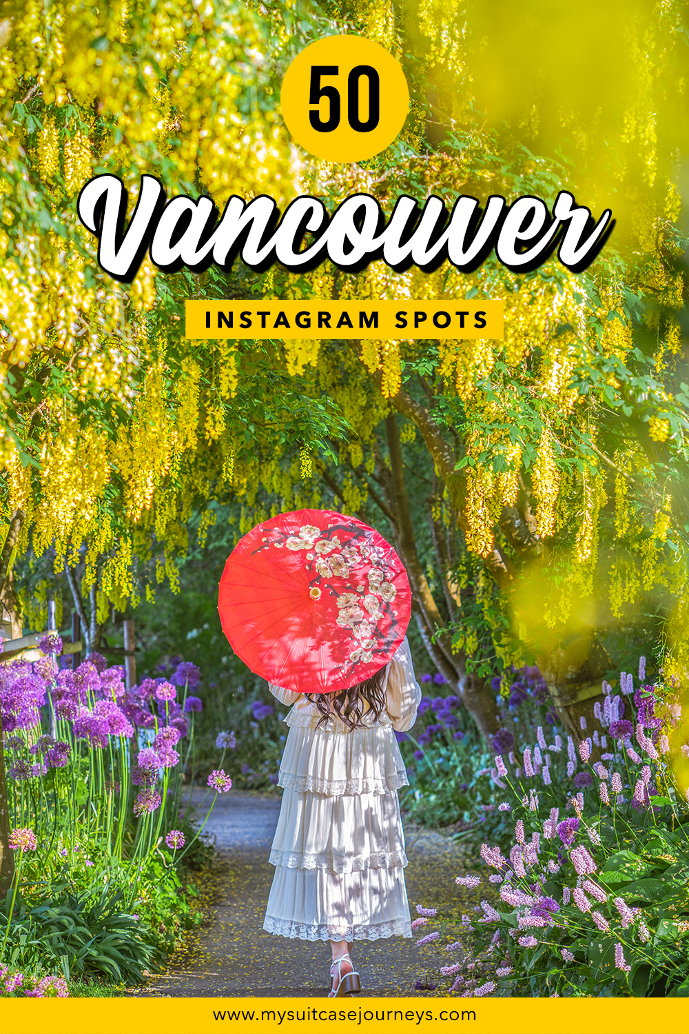 50 most Instagrammable places in Vancouver to help you snatch new followers!