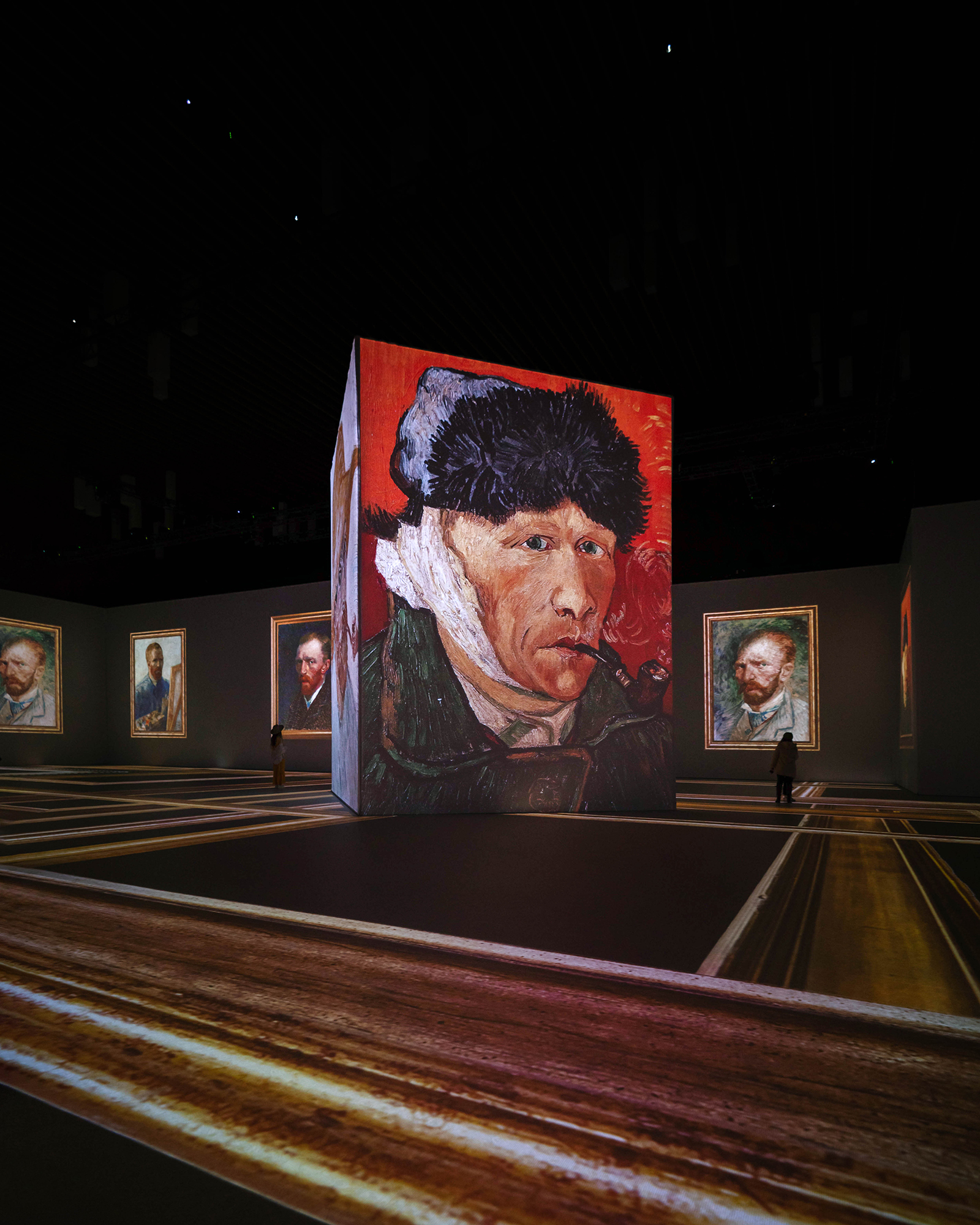 Imagine Van Gogh - The Immersive Exhibition; Vancouver's newest digital art exhibition.